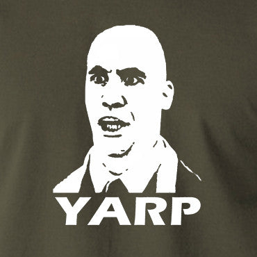 Hot Fuzz - Michael Armstrong, Yarp - Men's T Shirt