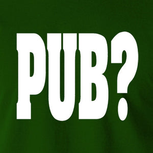 Hot Fuzz - PUB? - Men's T Shirt