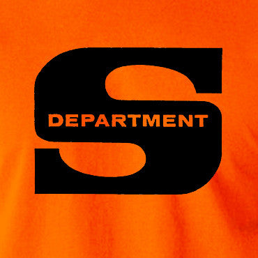 Department S, Jason King - Logo - Men's T Shirt