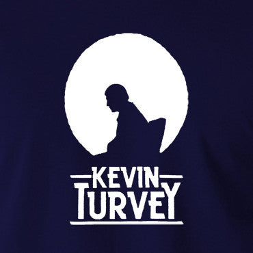 Kevin Turvey Investigates Silhouette - Rik Mayall - A Kick Up The Eighties - Men's T Shirt