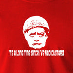 Last Of The Summer Wine - Compo, It's a Long Time Since I've Had Custard - Men's T Shirt