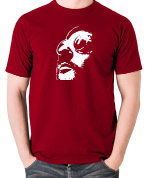 Leon The Professional - Men's T Shirt - brick red