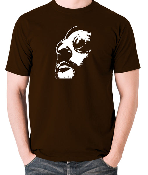 Leon The Professional - Men's T Shirt - chocolate