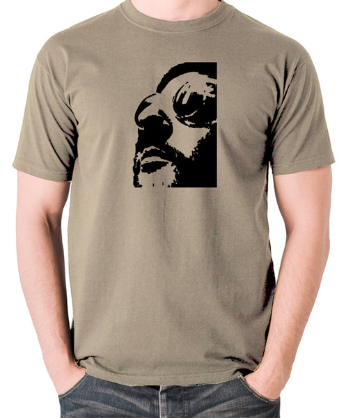 Leon The Professional - Men's T Shirt - khaki