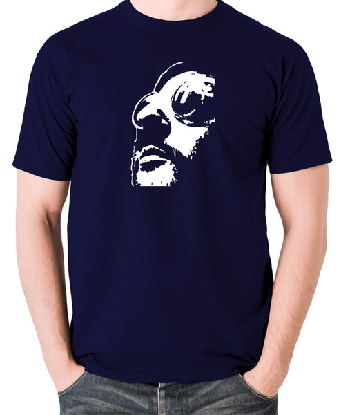 Leon The Professional - Men's T Shirt - navy
