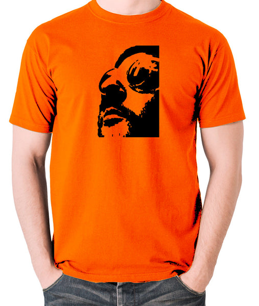 Leon The Professional - Men's T Shirt - orange