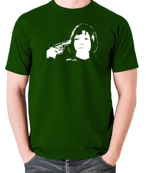 Leon The Professional - Mathilda, Russian Roulette - Men's T Shirt - green
