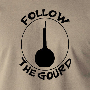 Monty Python's Life Of Brian - Follow the Gourd - Men's T Shirt