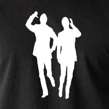 Morecambe And Wise - Eric & Ernie, Bring Me Sunshine - Men's T Shirt