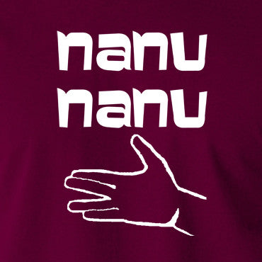 Mork And Mindy, Robin Williams - Nanu Nanu - Men's T Shirt