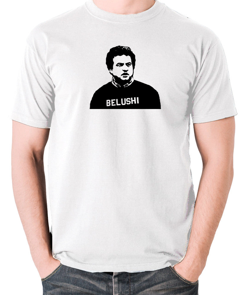 National Lampoon's Animal House - Belushi - Men's T Shirt - white