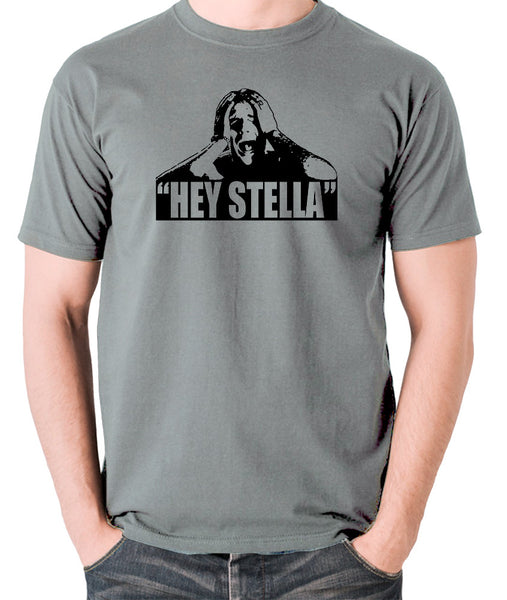 On the Waterfront - Terry Malloy, Hey Stella - Men's T Shirt - grey