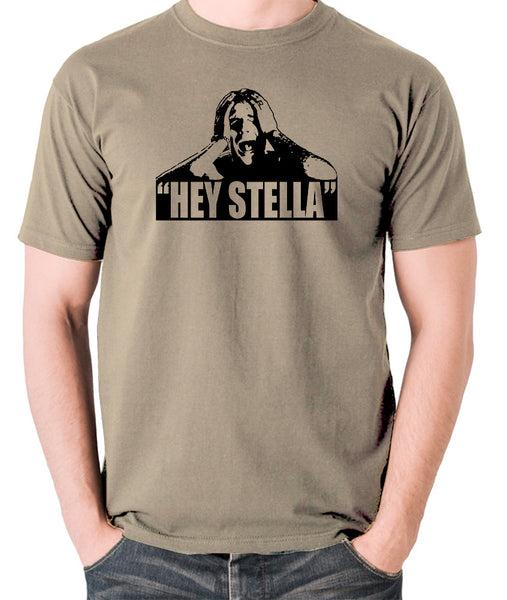 On the Waterfront - Terry Malloy, Hey Stella - Men's T Shirt - khaki