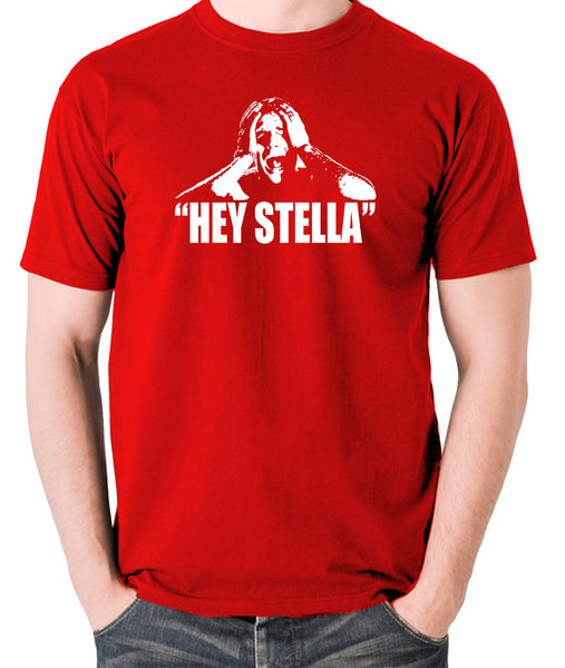 On the Waterfront - Terry Malloy, Hey Stella - Men's T Shirt - red