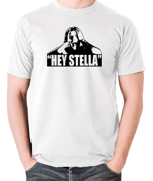 On the Waterfront - Terry Malloy, Hey Stella - Men's T Shirt - white