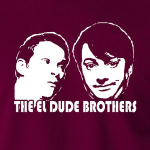 Peep Show - Mark and Jeremy, The El Dude Brothers - Men's T Shirt