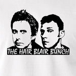 Peep Show - Jeremy and Super Hans, The Hair Blair Bunch - Men's T Shirt