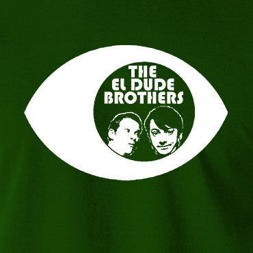 Peep Show - Eye, Mark and Jeremy, The El Dude Brothers - Men's T Shirt