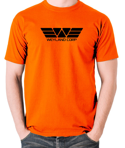 Prometheus - Weyland Corporation - Men's T Shirt - orange