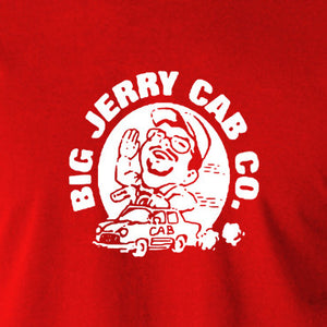 Pulp Fiction - Big Jerry Cab Co - Men's T Shirt