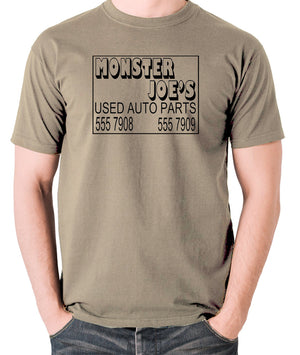 Pulp Fiction - Monster Joe's Truck N Tow - Men's T Shirt - khaki