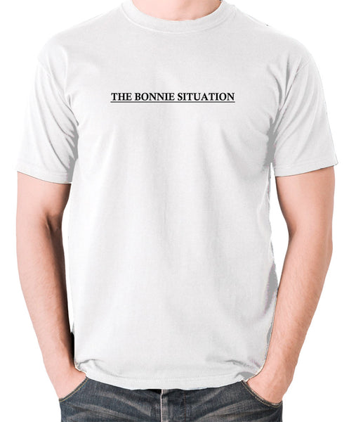 Pulp Fiction - The Bonnie Situation - Men's T Shirt - white