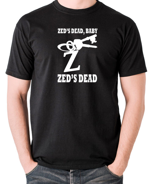 Pulp Fiction - Zed's Dead Baby - Men's T Shirt - black