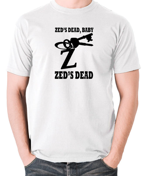 Pulp Fiction - Zed's Dead Baby - Men's T Shirt - white