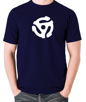 Record Player - Adapter - Men's T Shirt - navy