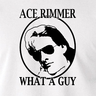 Red Dwarf - Ace Rimmer, What a Guy - Mens T Shirt