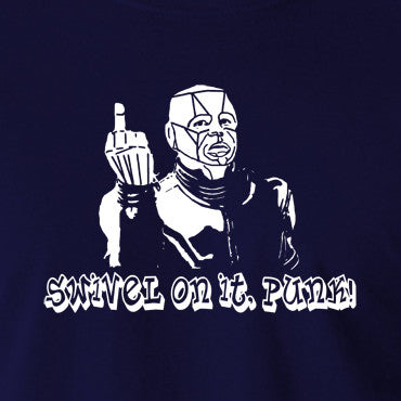 Red Dwarf - Kryten, Swivel On It Punk - Men's T Shirt