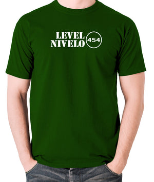 Red Dwarf - Level Nivelo 454 - Men's T Shirt - green