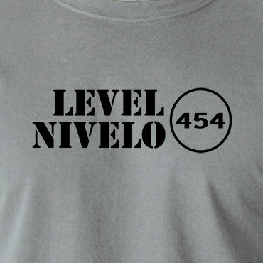 Red Dwarf - Level Nivelo 454 - Men's T Shirt