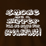 Red Dwarf - Smoke Me A Kipper I'll Be Back For Breakfast - Men's T Shirt