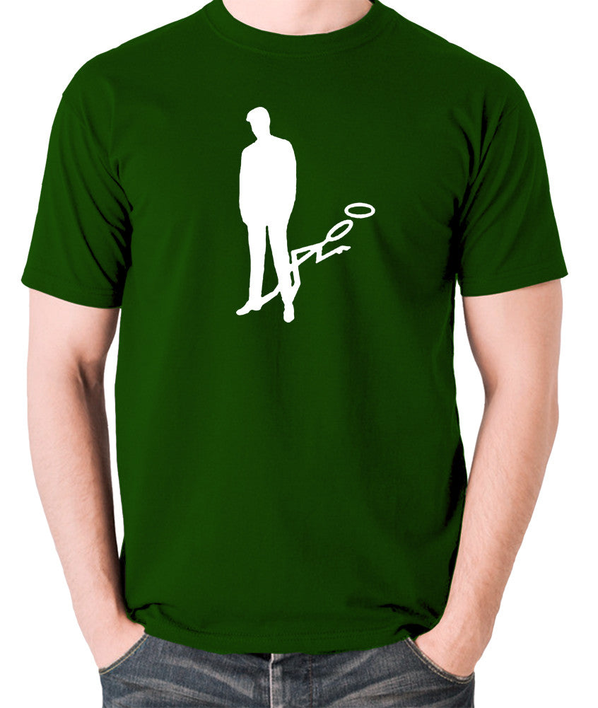 The Saint - Silhouette - Men's T Shirt - green