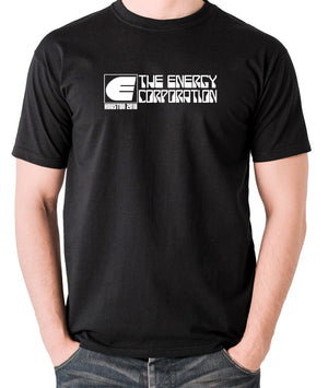 Rollerball - The Energy Corporation - Men's T Shirt - black