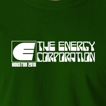 Rollerball - The Energy Corporation - Men's T Shirt