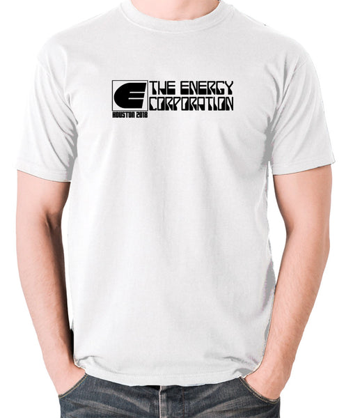 Rollerball - The Energy Corporation - Men's T Shirt - white