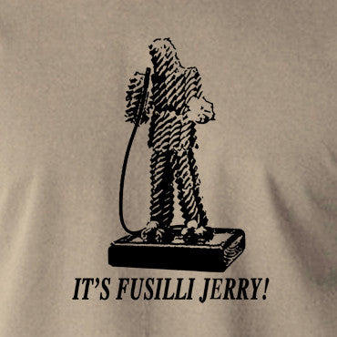Seinfeld - It's Fusilli Jerry - Men's T Shirt