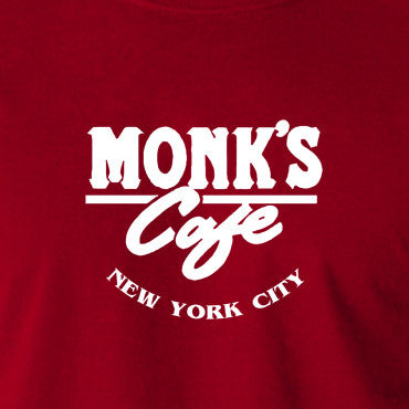 Seinfeld - Monk's Cafe - Men's T Shirt