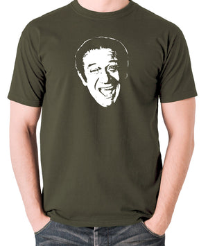 Sid James - Men's T Shirt - olive