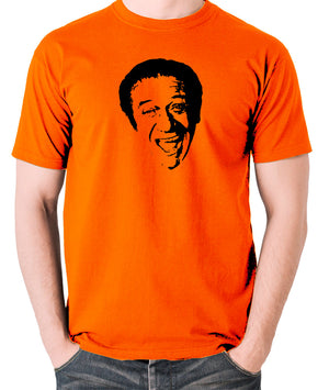 Sid James - Men's T Shirt - orange