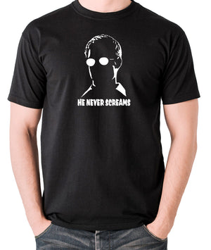 Sin City - Kevin He Never Screams - Men's T Shirt - black