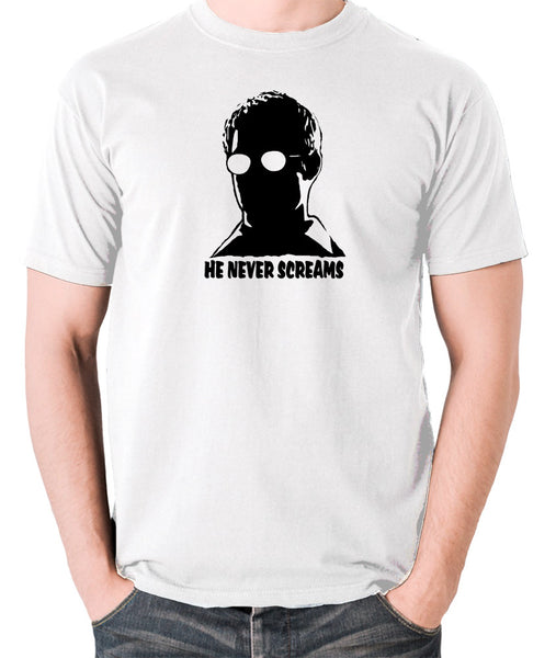 Sin City - Kevin He Never Screams - Men's T Shirt - white