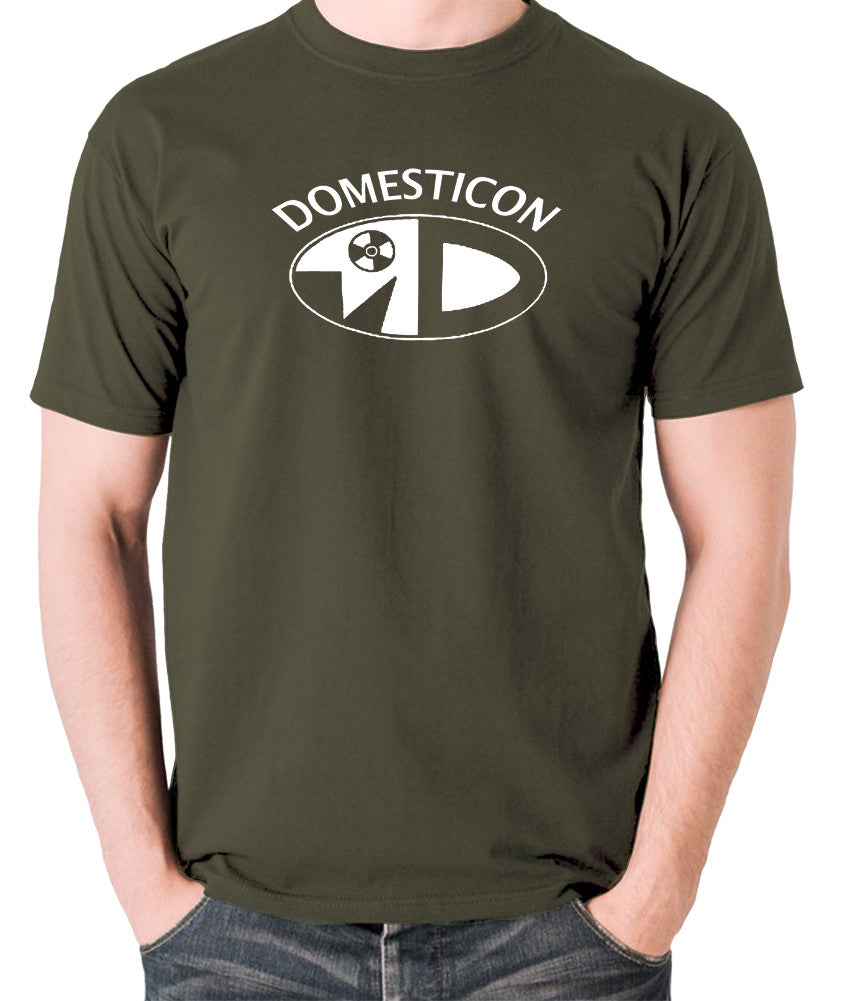 Sleeper - Domesticon - Men's T Shirt - olive