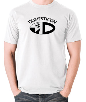Sleeper - Domesticon - Men's T Shirt - white
