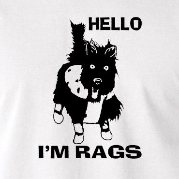 Sleeper - Hello I'm Rags - Men's T Shirt