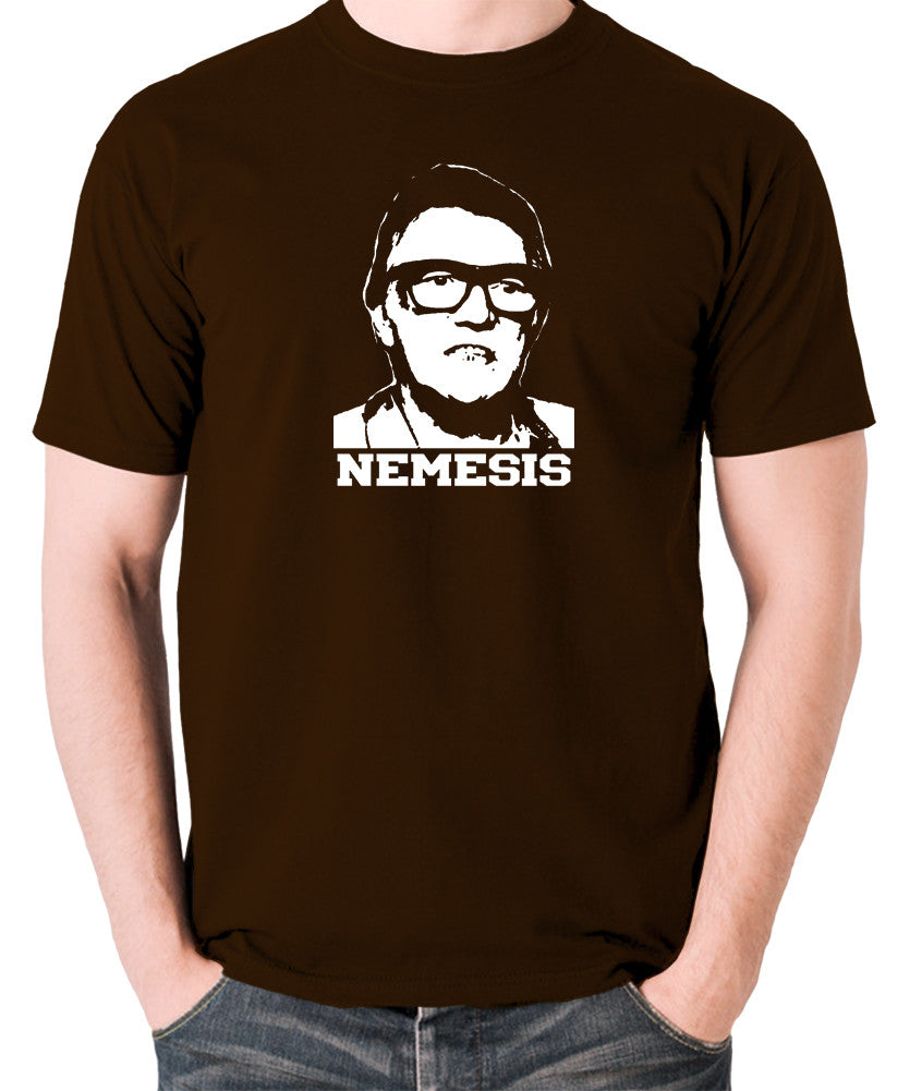 Snatch - Brick Top, Nemesis - Men's T Shirt - chocolate