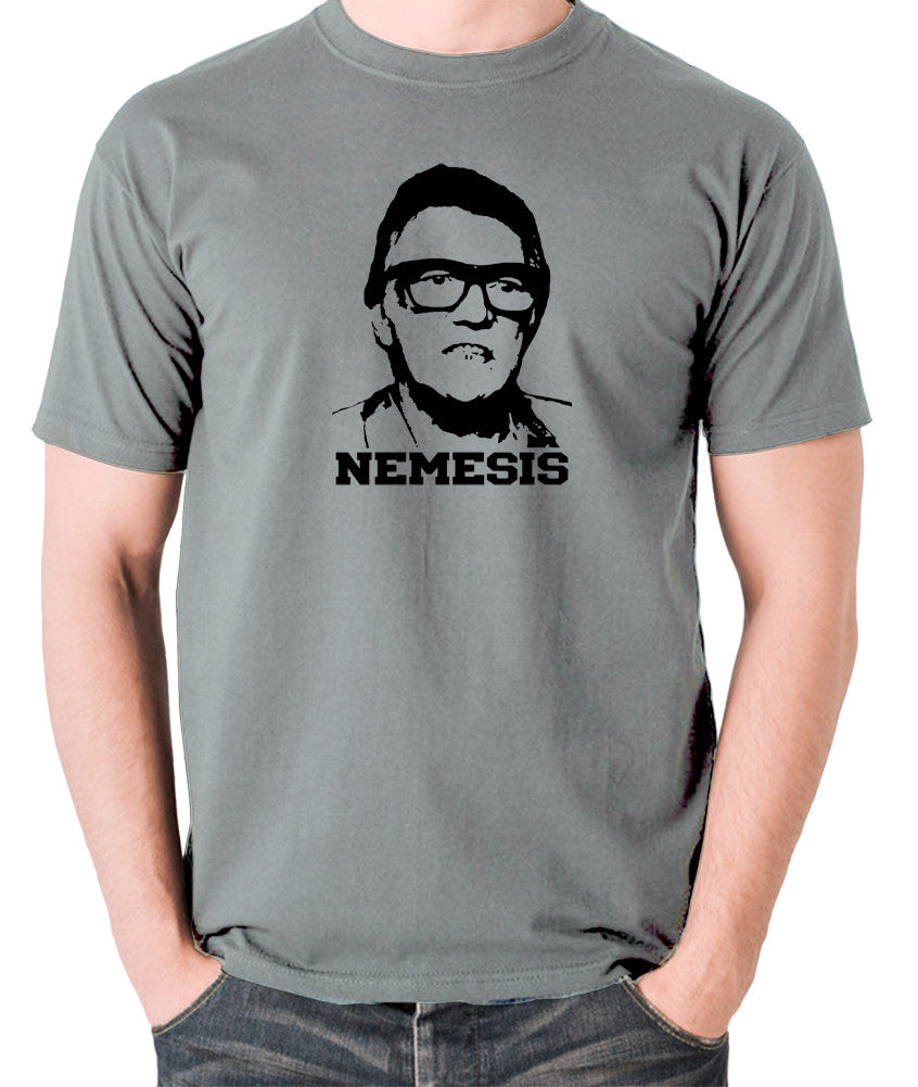 Snatch - Brick Top, Nemesis - Men's T Shirt - grey