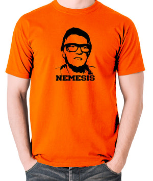 Snatch - Brick Top, Nemesis - Men's T Shirt - orange